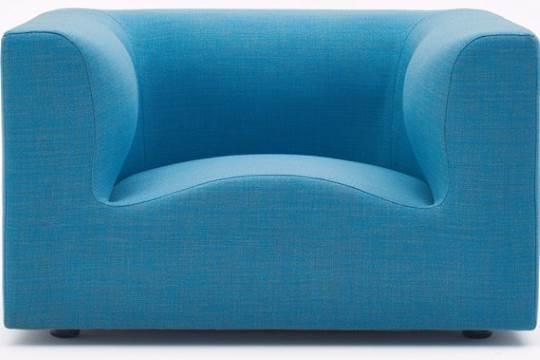 Bold armchairs