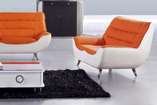 Leather chairs redefined