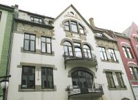 Alesund architecture