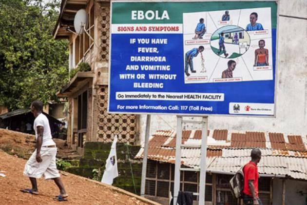 Congo Ebola center