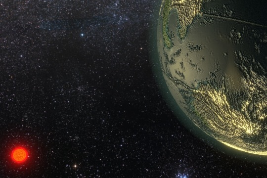 exoplanet detected
