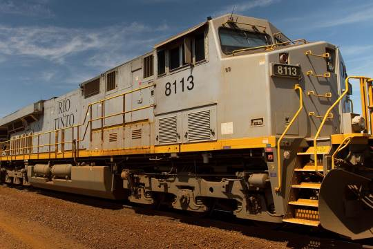 Rio Tinto gets green light for driverless trains in Pilbara