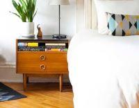 Mid-century nightstand