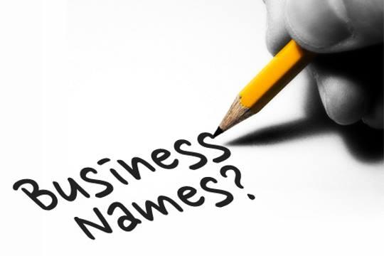 Company names