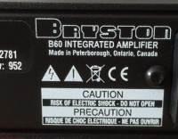 Bryston B-60