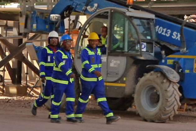 Eskom workers