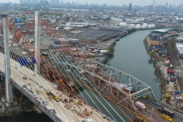 New York infrastructure