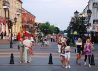 Minsk streets