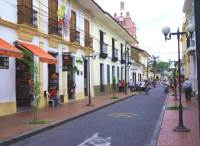Buga historic center