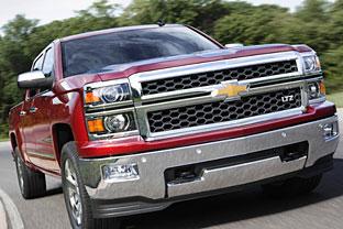 Chevrolet 2014 Silverado 1500