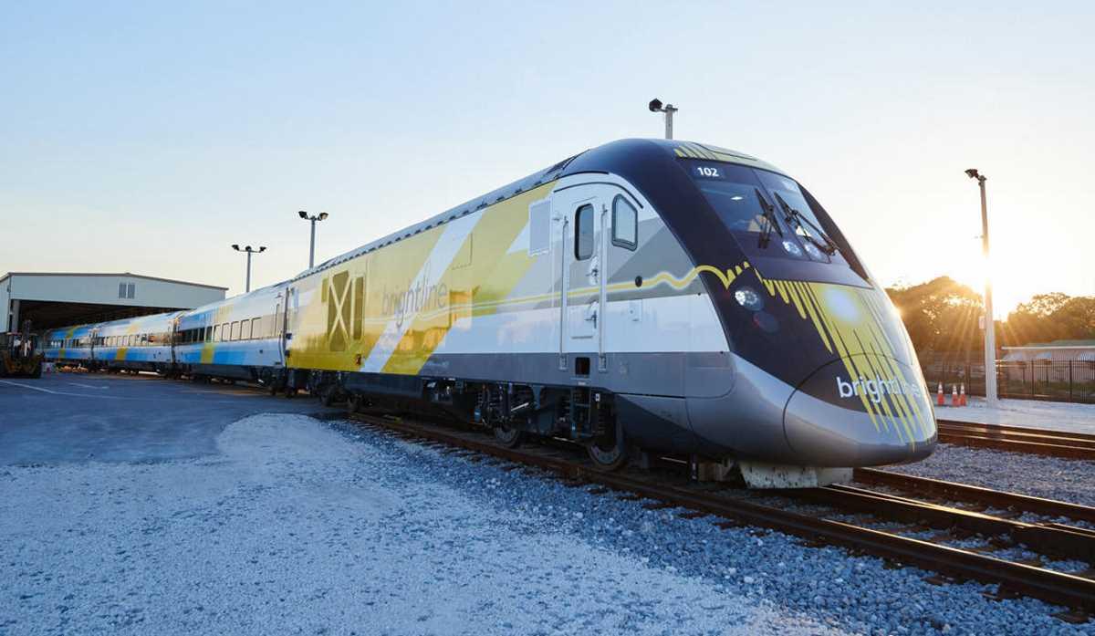 California rail