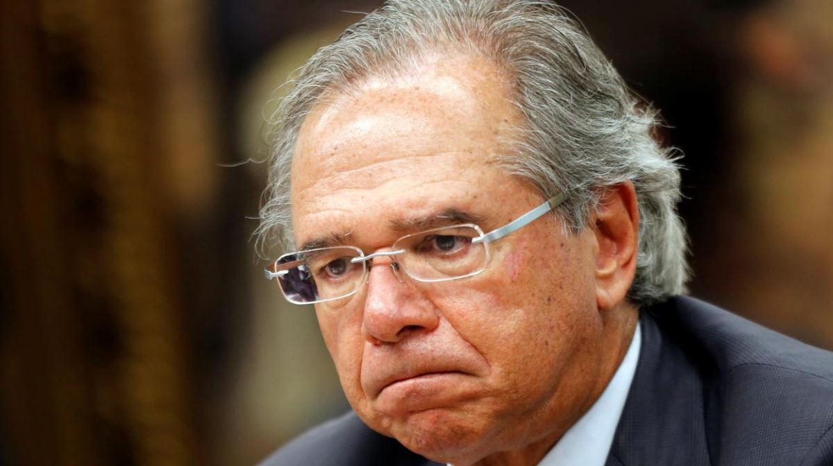 Economy Minister Paulo Guedes
