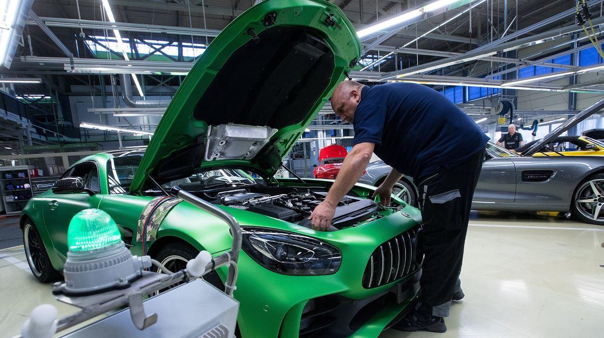 European autos sector