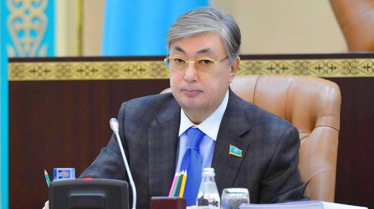 Kasym-Zhomart Tokayev
