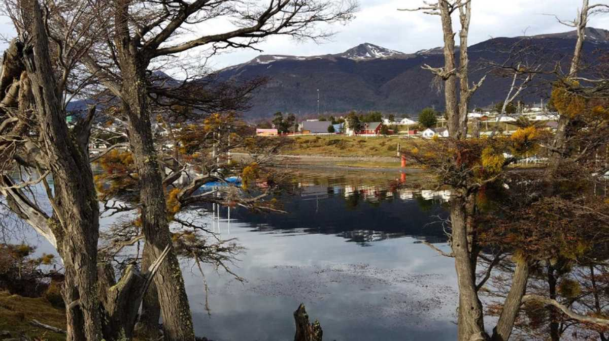 Puerto Williams in Chile is now a city