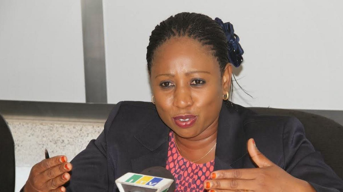 Ummy Mwalimu, the Minister for Health