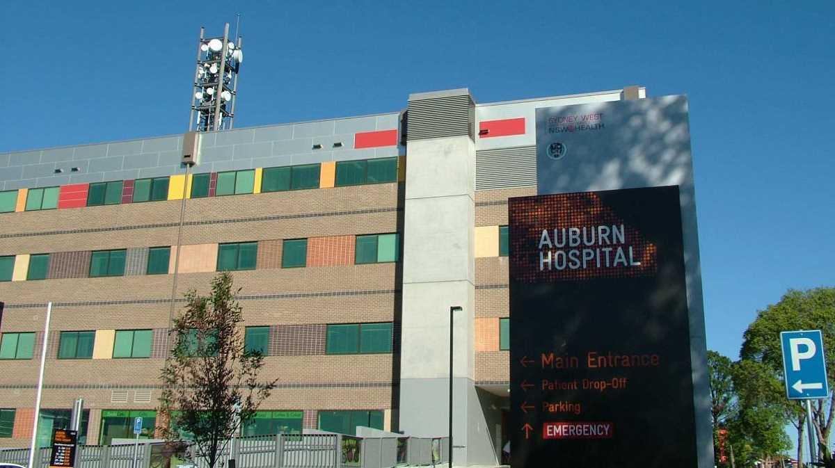 Australia hospital