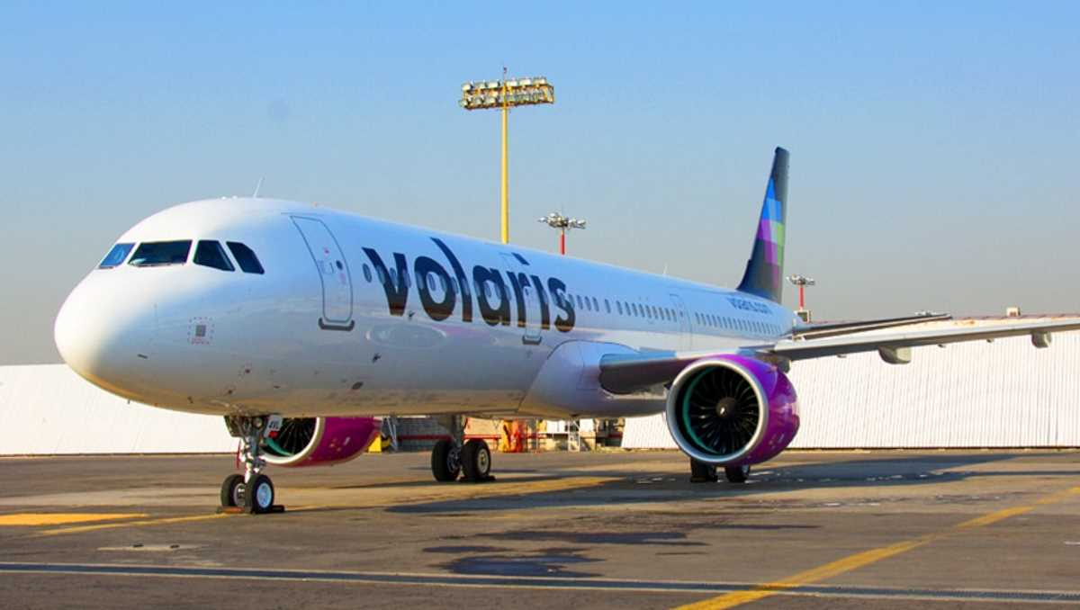 Mexican airline Volaris
