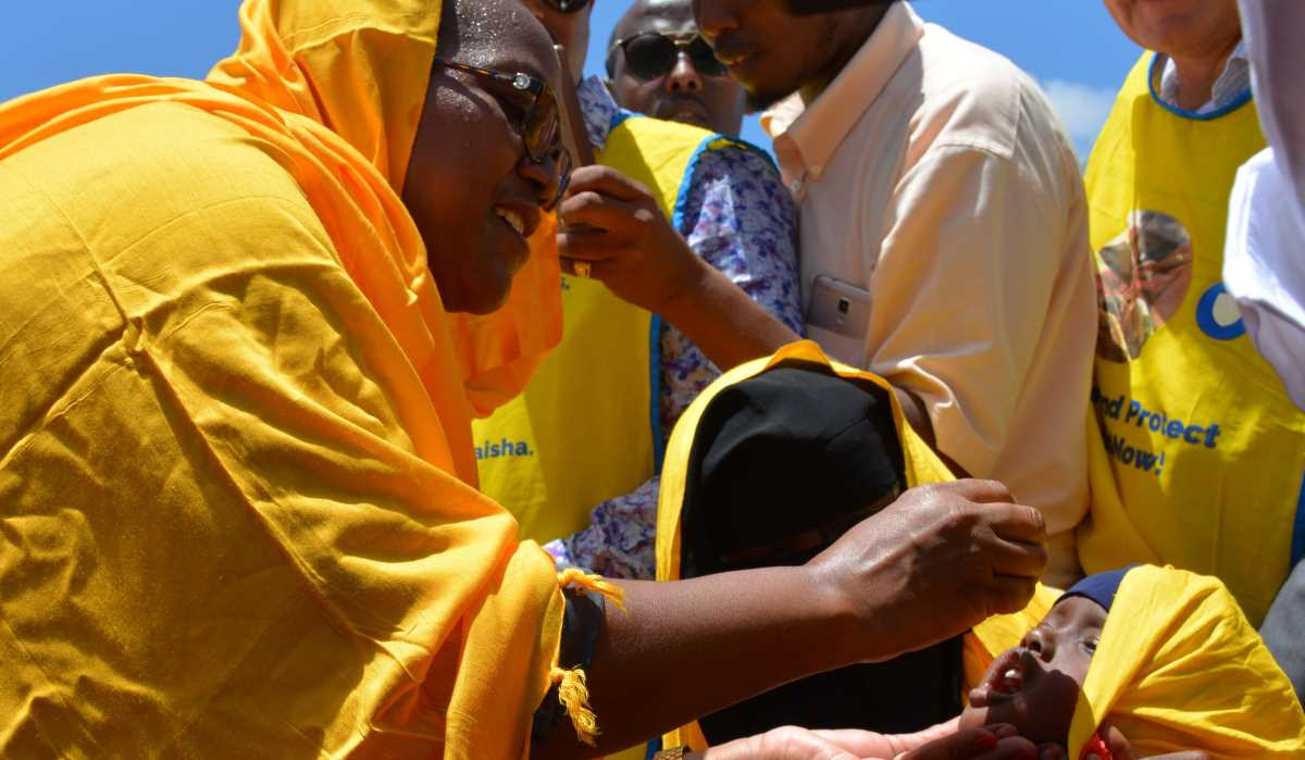 Somalia vaccination