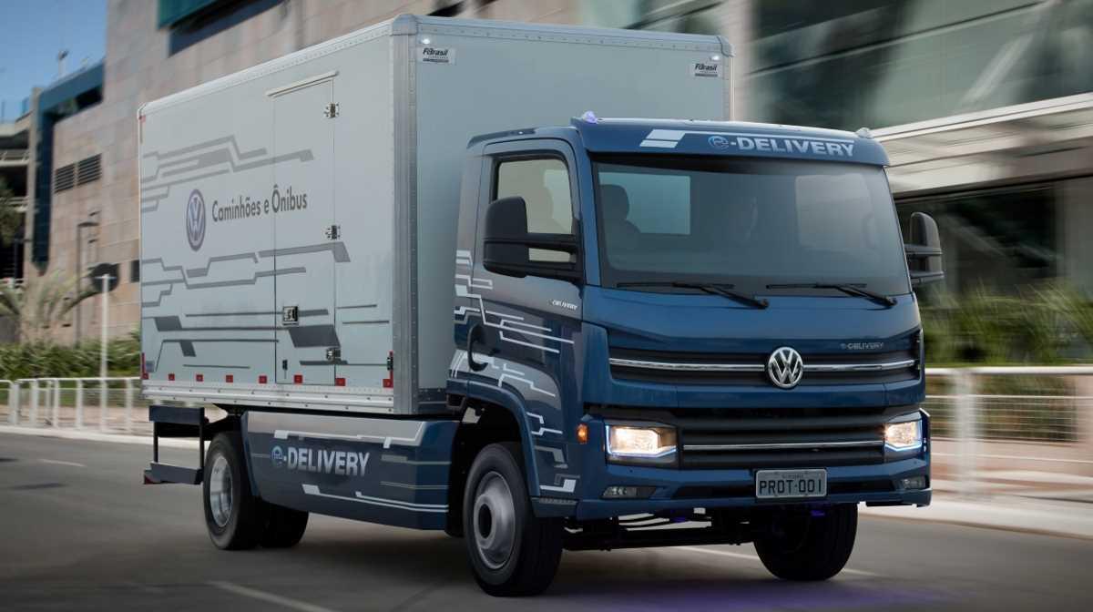 Volkswagen Traton truck