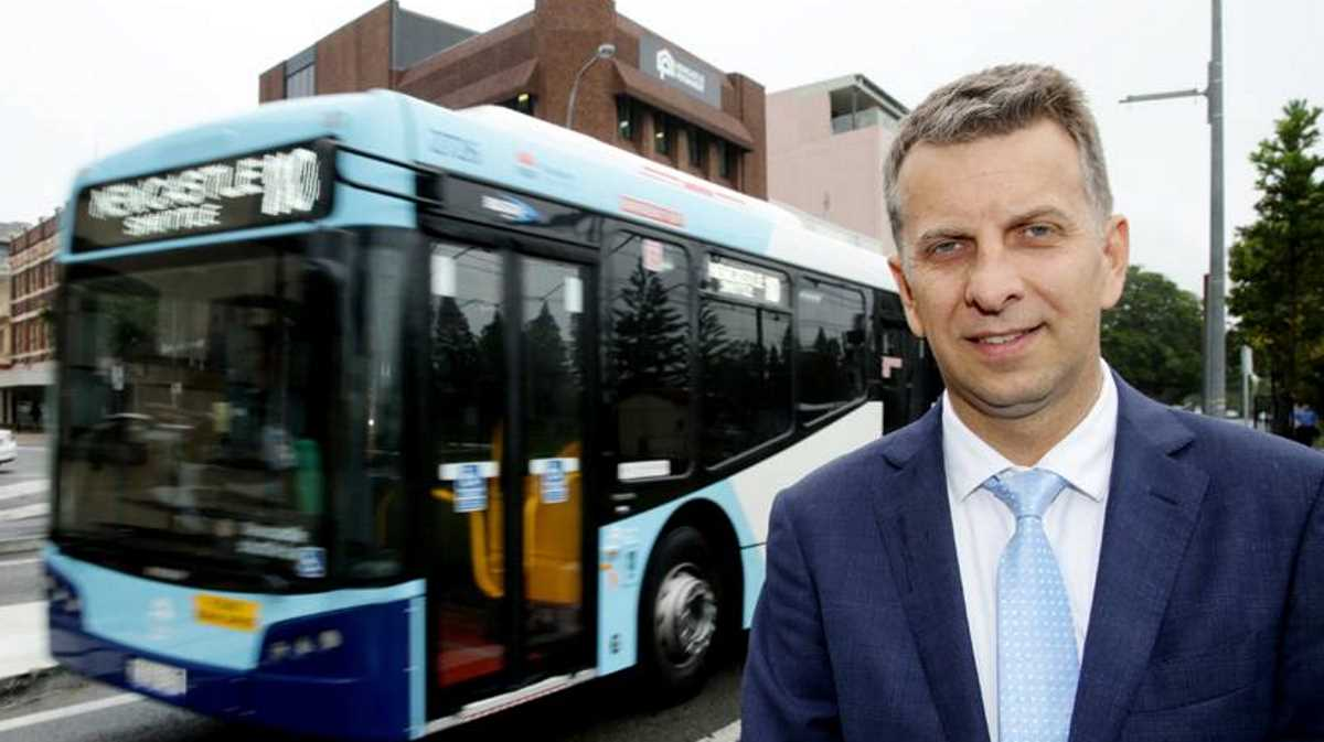 Minister for Transport Andrew Constance