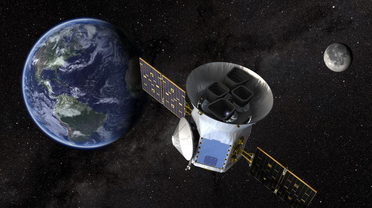 NASA's TESS satellite