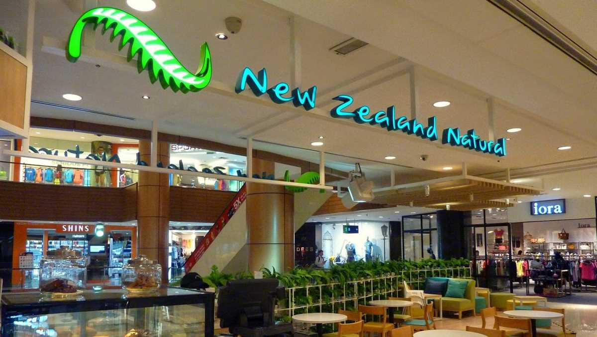 New Zealand store