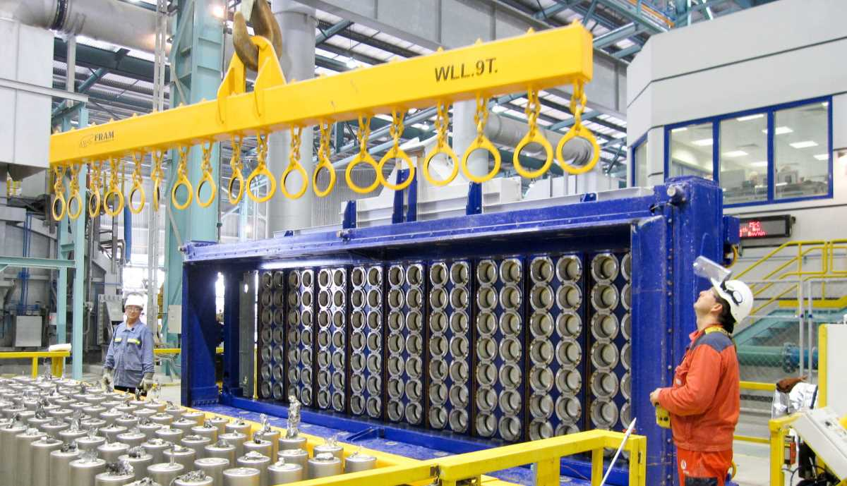 Norwegian manufacturing