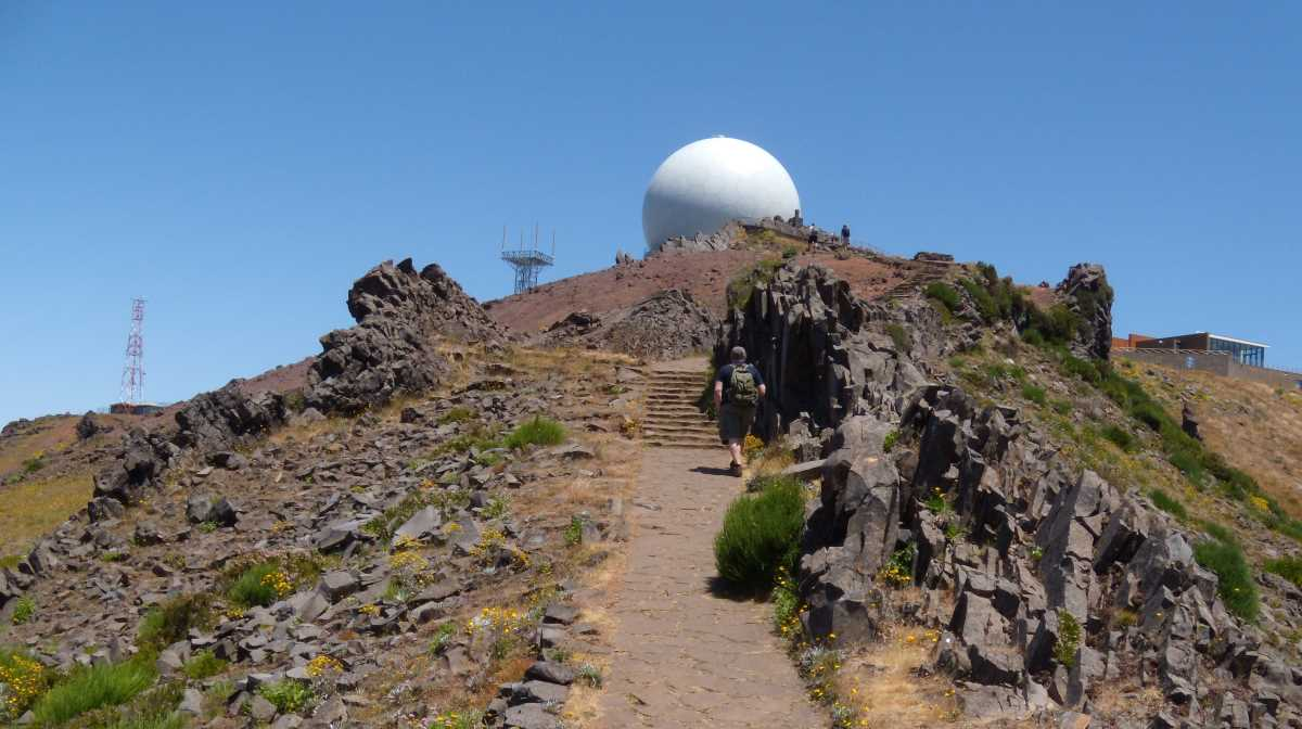Optical Observatory of Pico do Areeiro