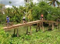 Mekong bike ride