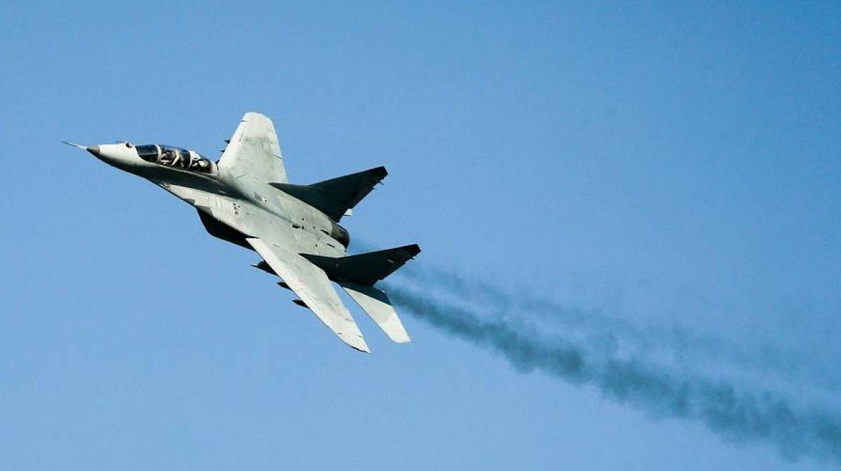 Azerbaijan Air Force plane