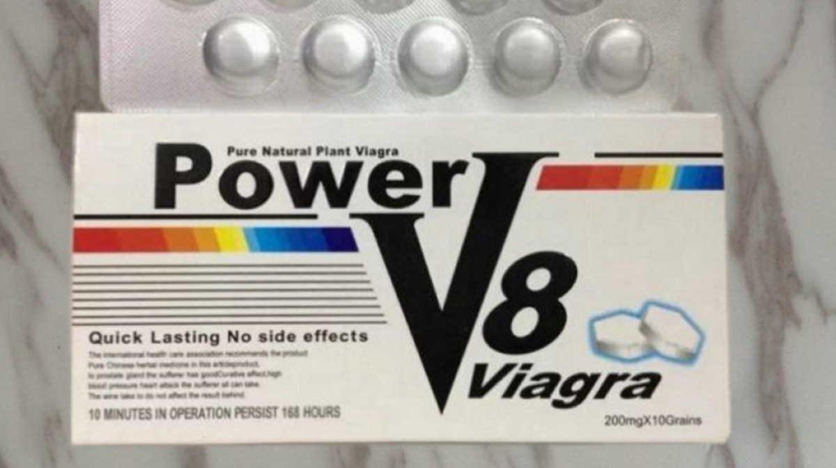 dietary supplement V8