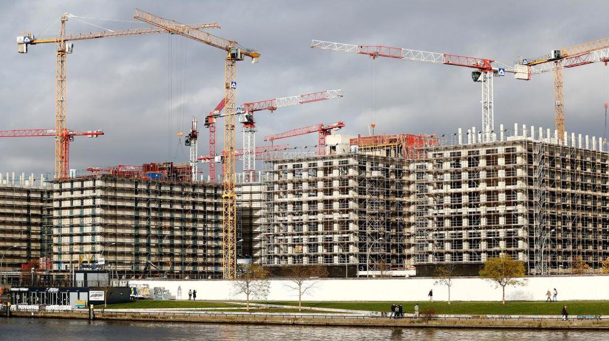 Germany construction