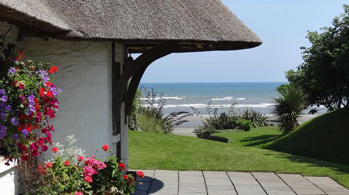 Ireland beach house