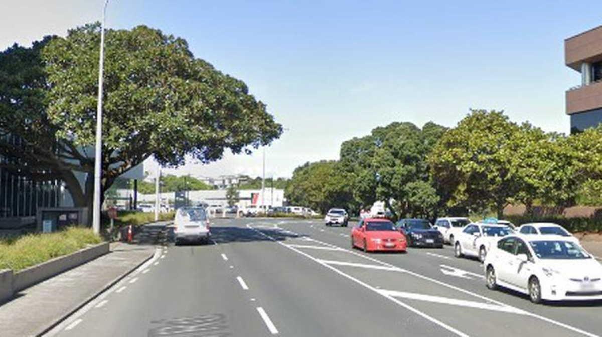 New Zealand street